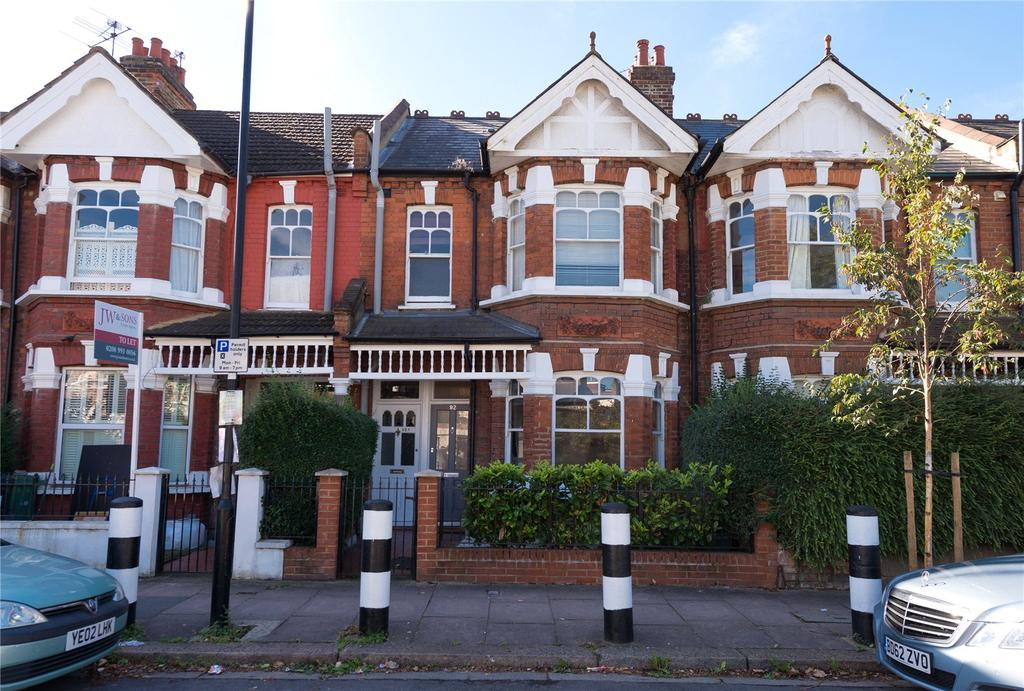 2 Bedrooms Flat for sale in Valetta Road, Acton, London