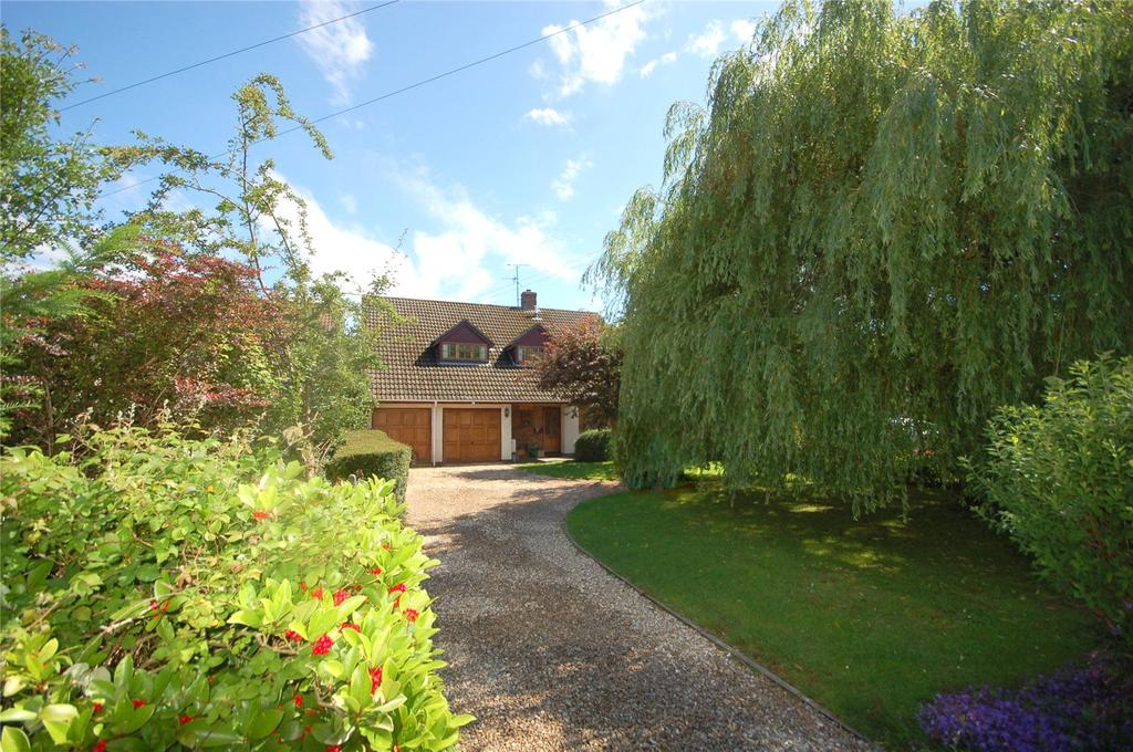 4 Bedrooms Detached House for sale in Pudding Pie Lane, Langford, North Somerset, BS40