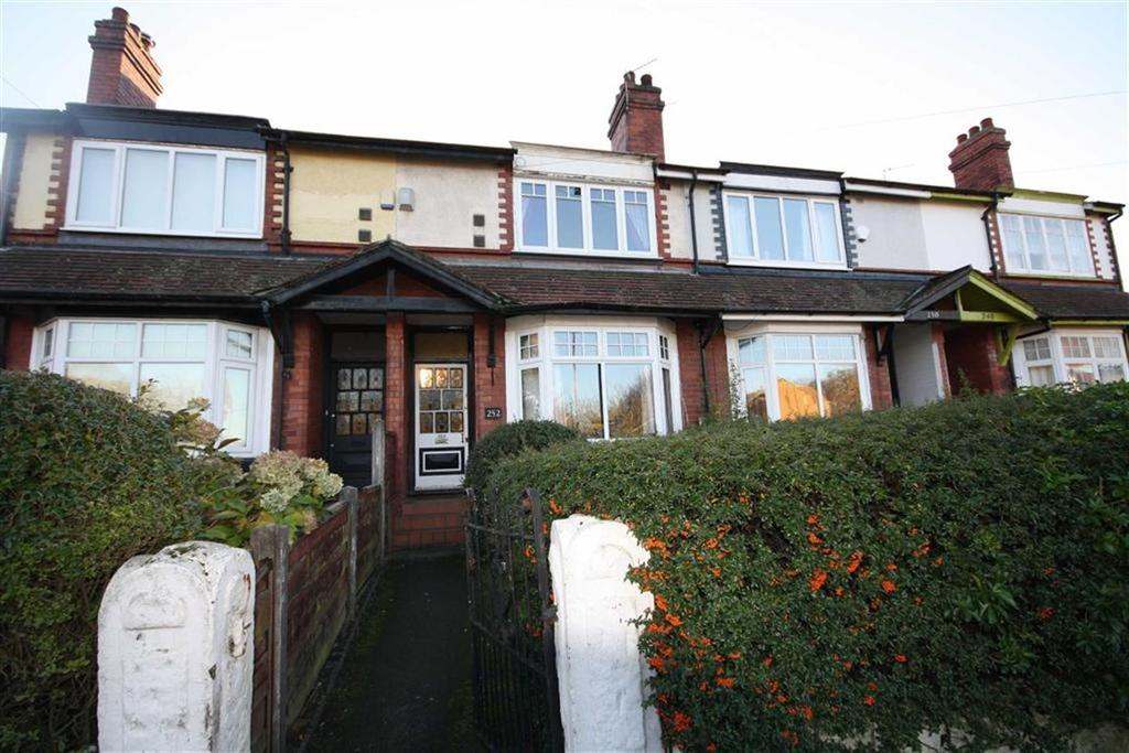 3 Bedrooms Terraced House for sale in Dane Road, Sale