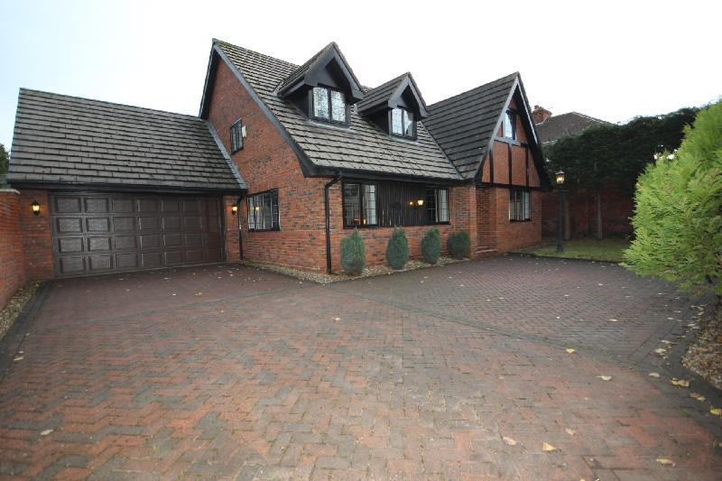 5 Bedrooms Detached House for sale in Blakelock Gardens, Hartlepool