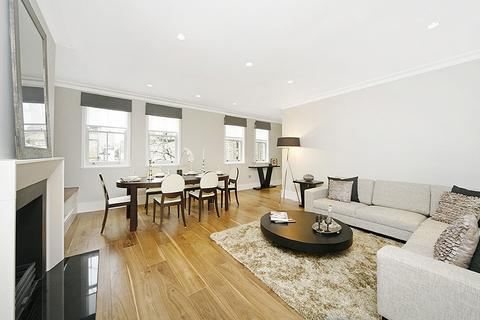 2 bedroom mews to rent - Montagu Mews South, Marylebone, London, W1H