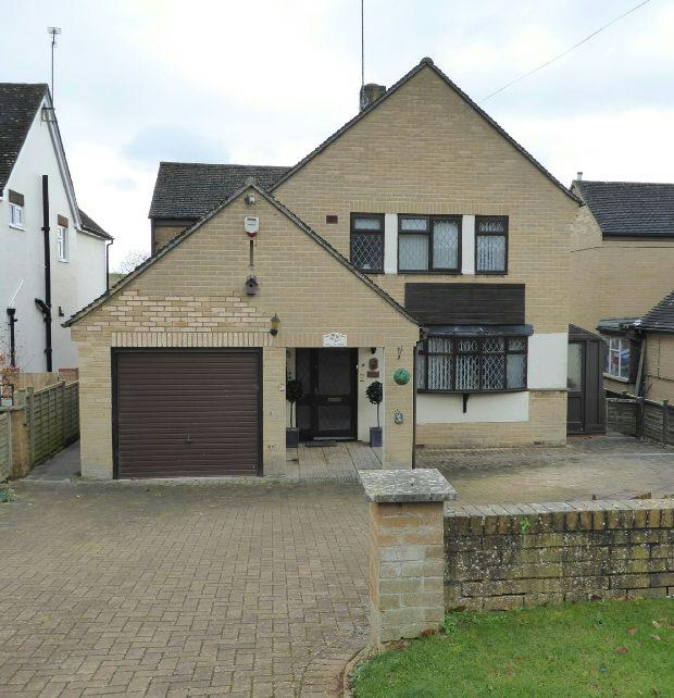 3 Bedrooms Detached House for sale in Wykham Lane, Broughton