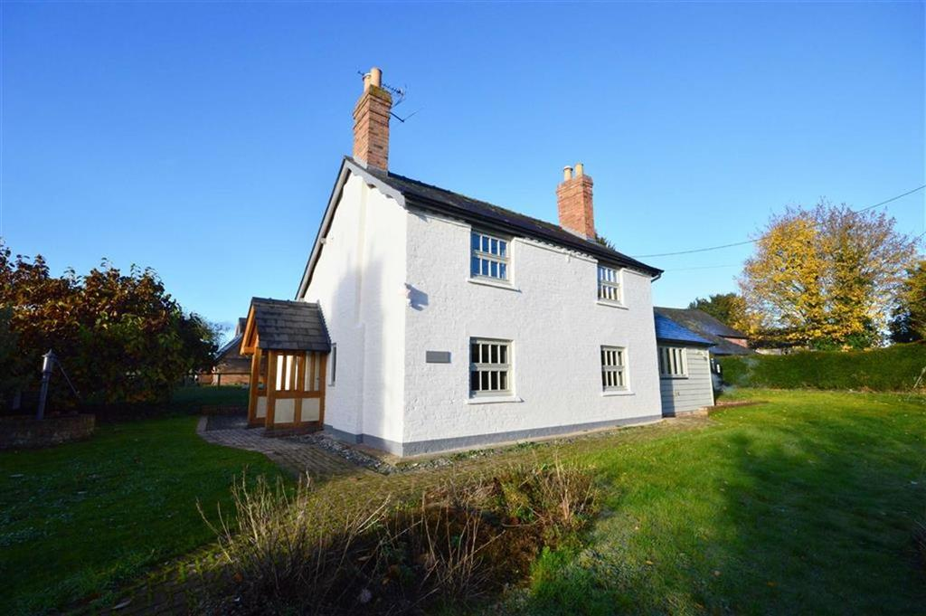 3 Bedrooms Cottage House for sale in Guernsey Cottage, Luston, Leominster, Herefordshire, HR6