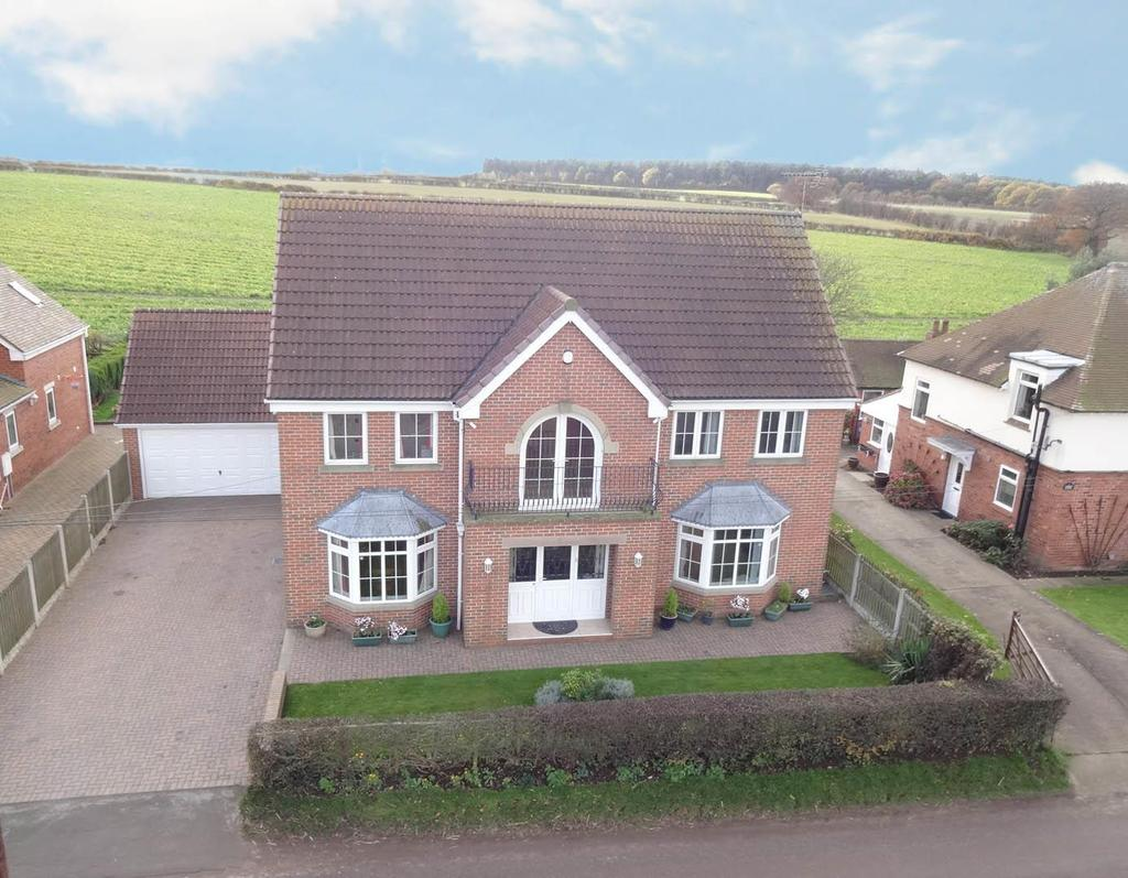 6 Bedrooms Detached House for sale in Poppy Fields, Squires Lane, Kings Clipstone