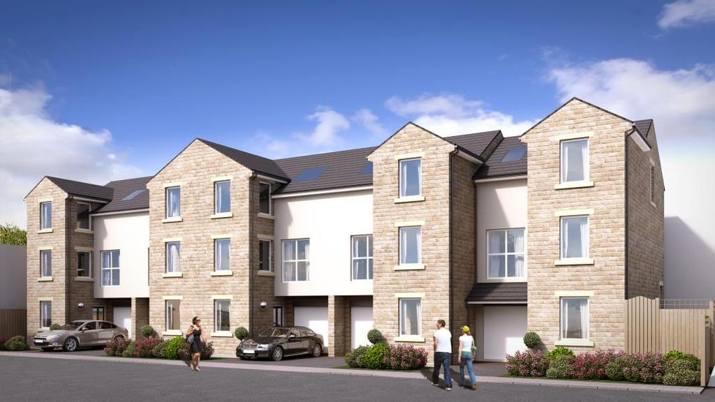 4 Bedrooms Town House for sale in PLOT 5, BARTLE MEWS, HARROGATE, HG1 4LF