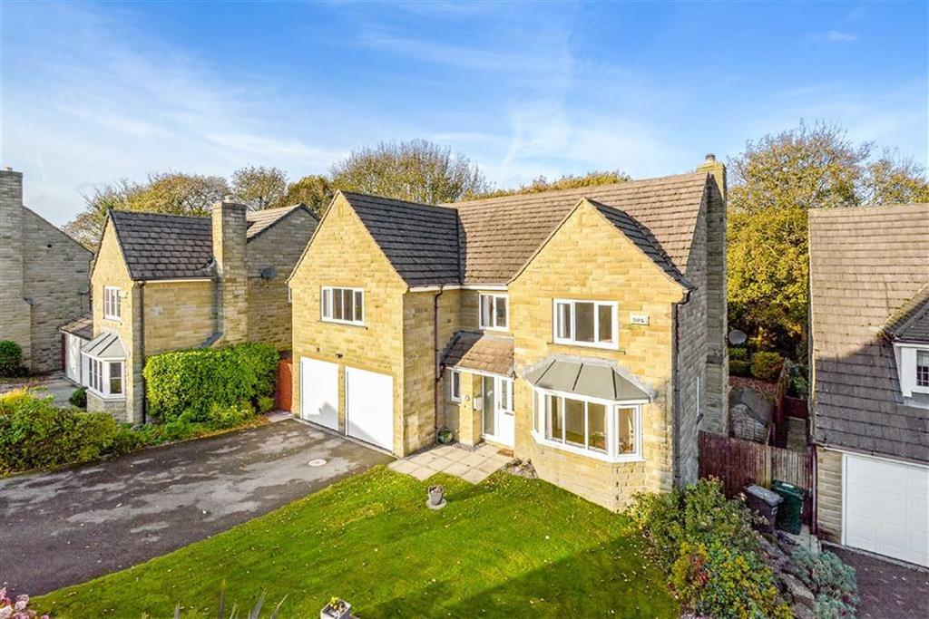 5 Bedrooms Detached House for sale in Hawthorne Way, Shelley, Huddersfield, HD8