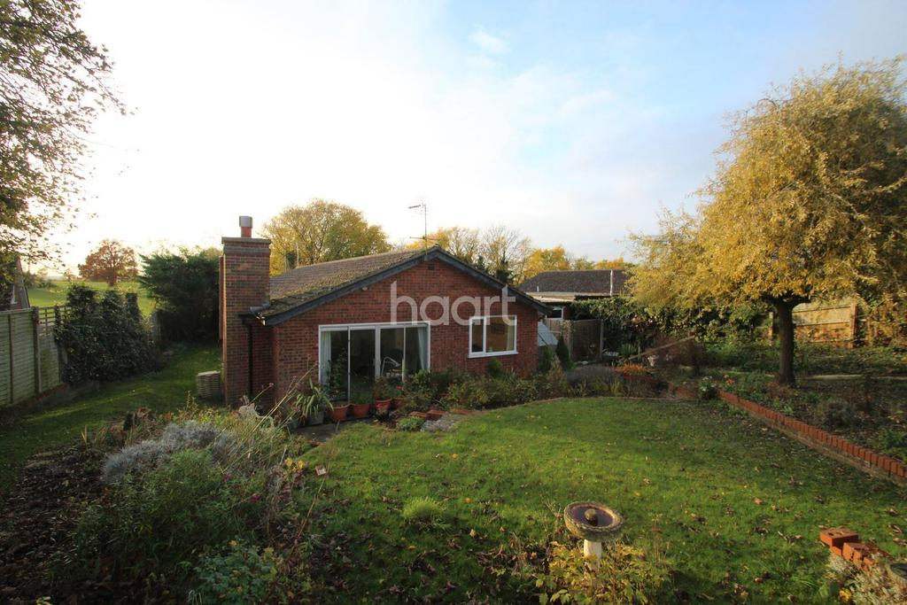 4 Bedrooms Bungalow for sale in The Slade, CLAYDON, IP6