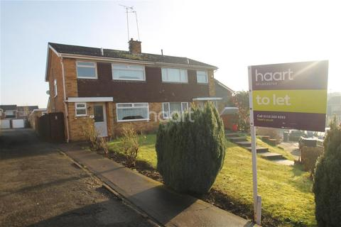 3 bedroom semi-detached house to rent - Shire Close, Leicester