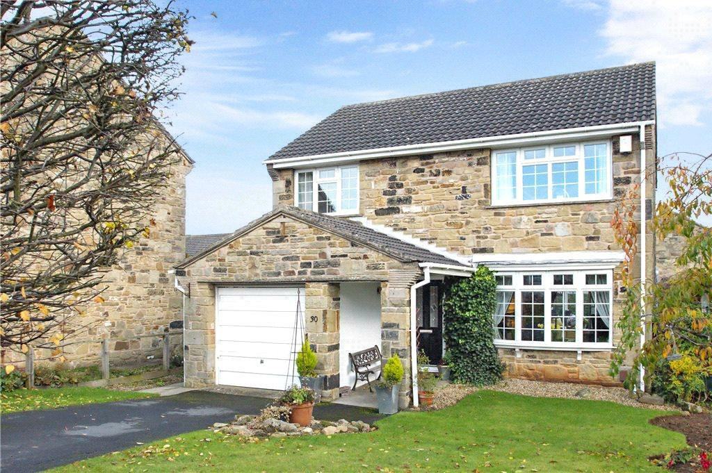 4 Bedrooms Detached House for sale in Nichols Way, Wetherby, West Yorkshire