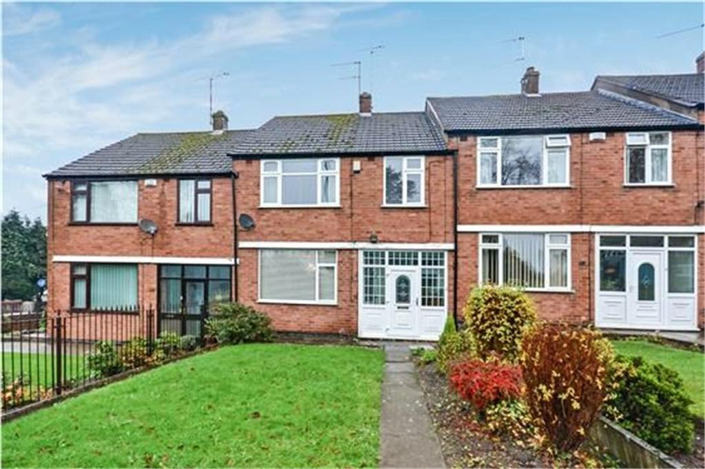 3 Bedrooms Terraced House for sale in London Road, Whitley, COVENTRY, West Midlands