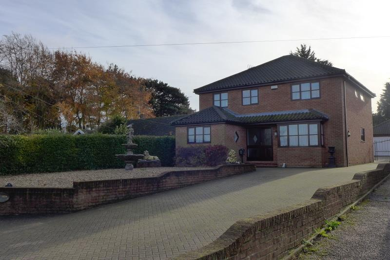 4 Bedrooms Detached House for sale in Lowestoft Road, Beccles
