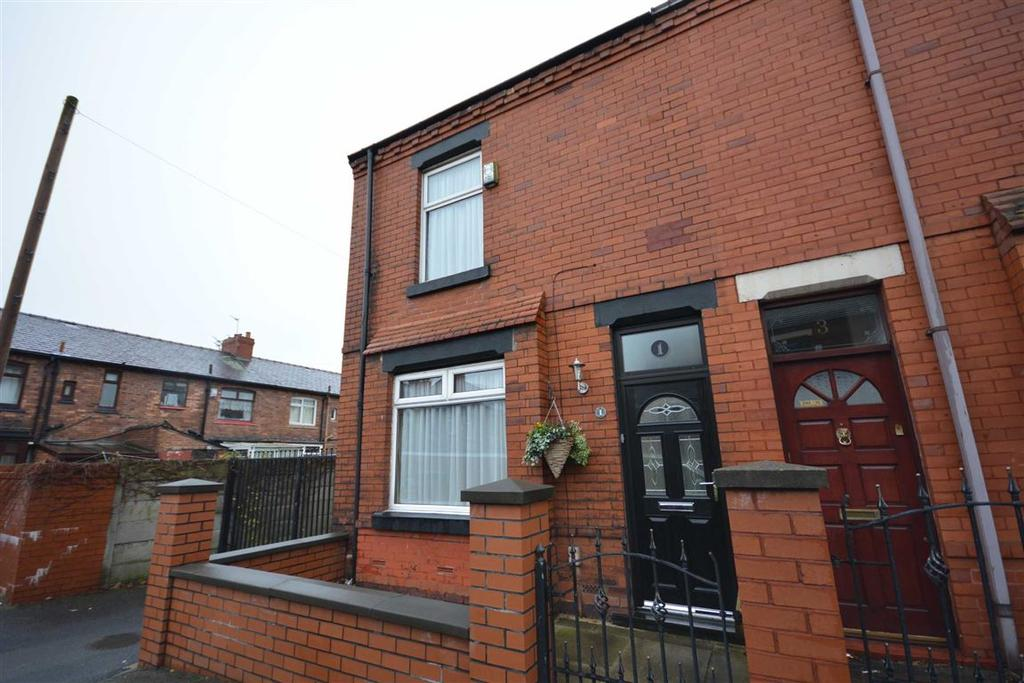 2 Bedrooms End Of Terrace House for sale in Kimberley Street, Springfield, Wigan, WN6
