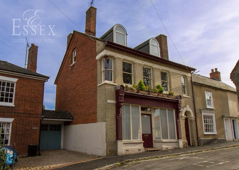 5 Bedrooms Town House for sale in South Street, Manningtree