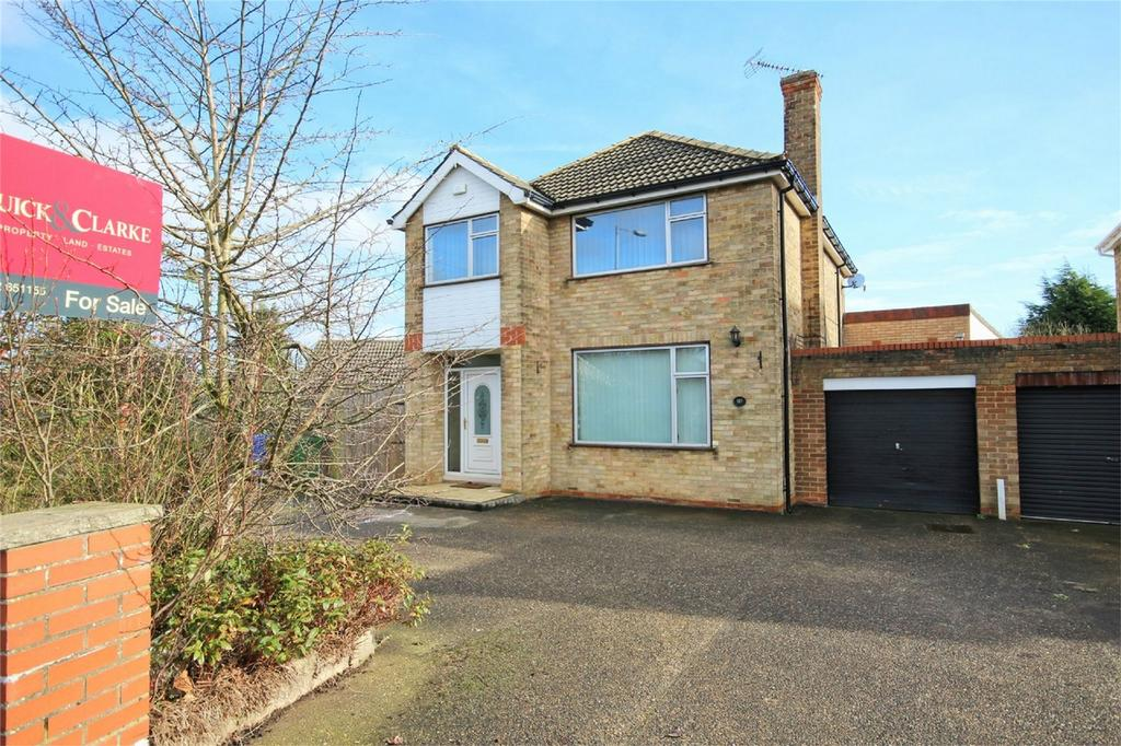 4 Bedrooms Detached House for sale in Woodland Drive, Anlaby, Hull, East Riding of Yorkshire