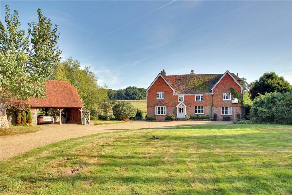 6 Bedrooms Detached House for sale in Crittenden Road, Matfield, Tunbridge Wells, Kent, TN12