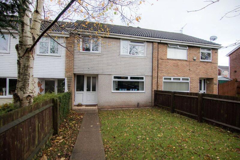 3 Bedrooms Terraced House for sale in Llwyn Castan, Pentwyn, Cardiff, CF23