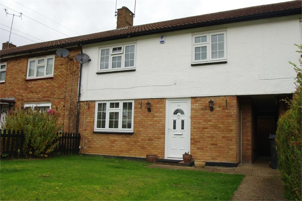 3 Bedrooms Terraced House for sale in Fairfolds, WATFORD, Hertfordshire