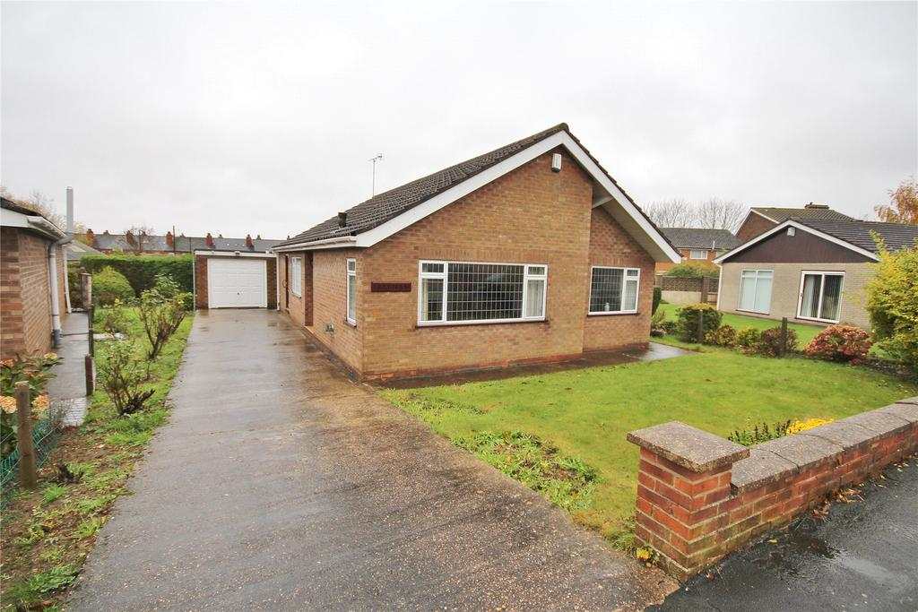 3 Bedrooms Detached Bungalow for sale in Albion Close, Lincoln, LN1