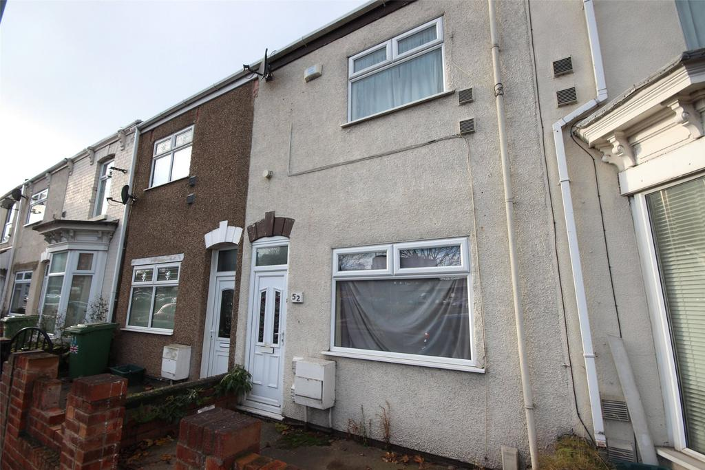 2 Bedrooms Terraced House for sale in Cartergate, Grimsby, DN31