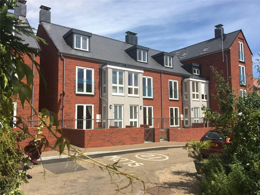 3 Bedrooms Terraced House for sale in 2 Nunns Mill Terrace, Quayside, Woodbridge, Suffolk, IP12