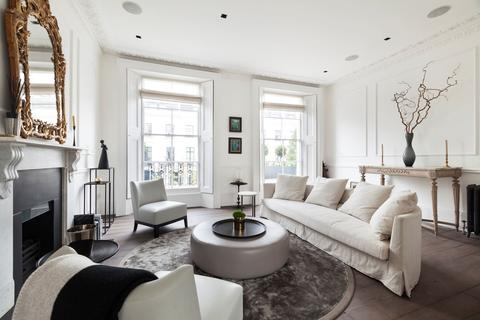4 bedroom terraced house to rent - Hereford Road, Bayswater, Westminster, W2