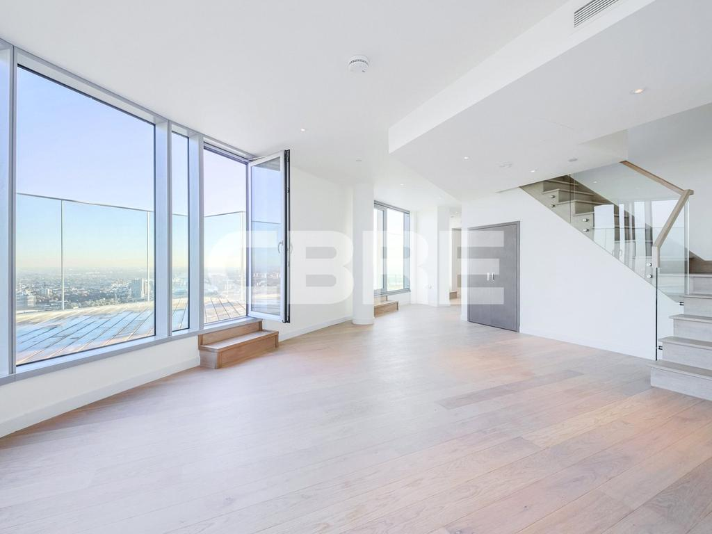 2 Bedrooms Apartment Flat for sale in Biscayne Avenue, London, E14