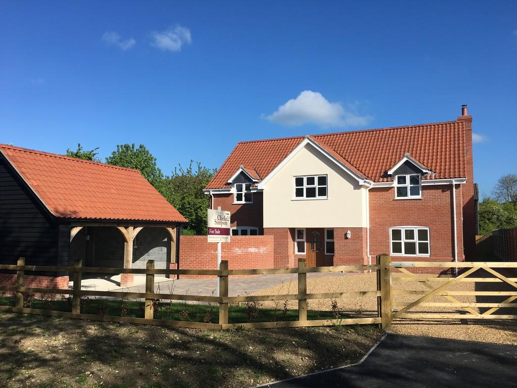 4 Bedrooms Detached House for sale in Wilby, Nr Stradbroke, Suffolk