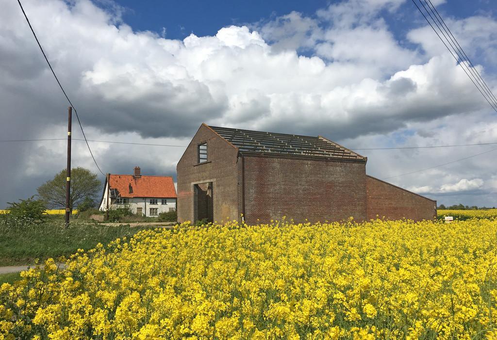 Barn Character Property for sale in Worlingworth, Nr Framlingham, Suffolk
