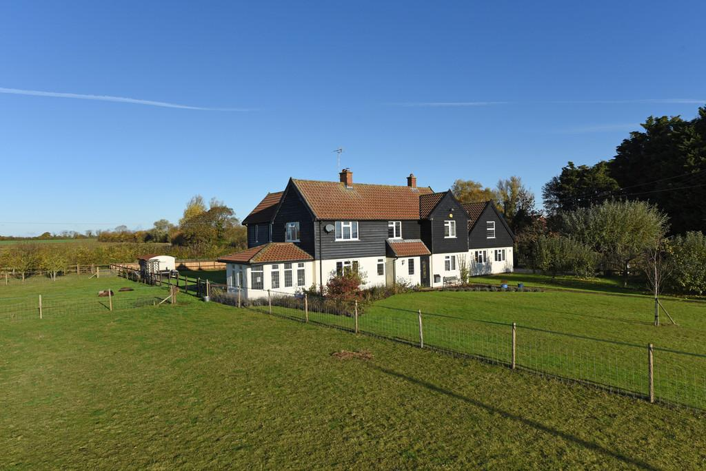 6 Bedrooms Detached House for sale in Monk Soham, Nr Debenham, Suffolk