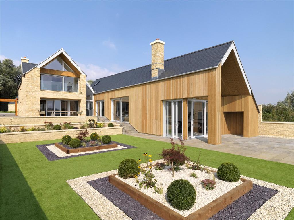 5 Bedrooms Detached House for sale in Cerney On The Water, Cirencester, Gloucestershire