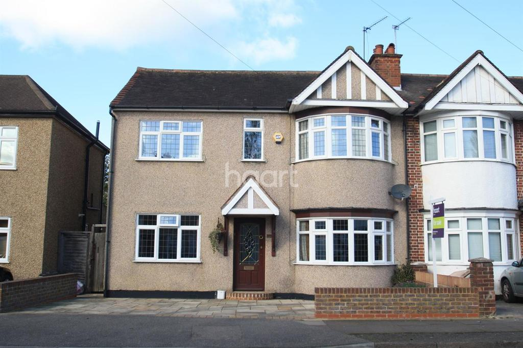 3 Bedrooms End Of Terrace House for sale in Whitby Road
