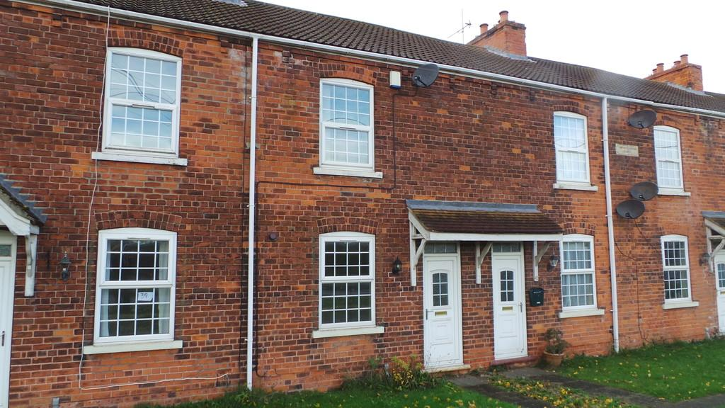 2 Bedrooms Terraced House for sale in Station Road, Kirton In Lindsey
