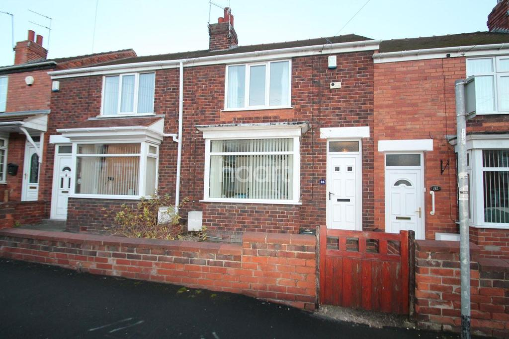 2 Bedrooms Terraced House for sale in Wrightson Avenue, Warmsworth