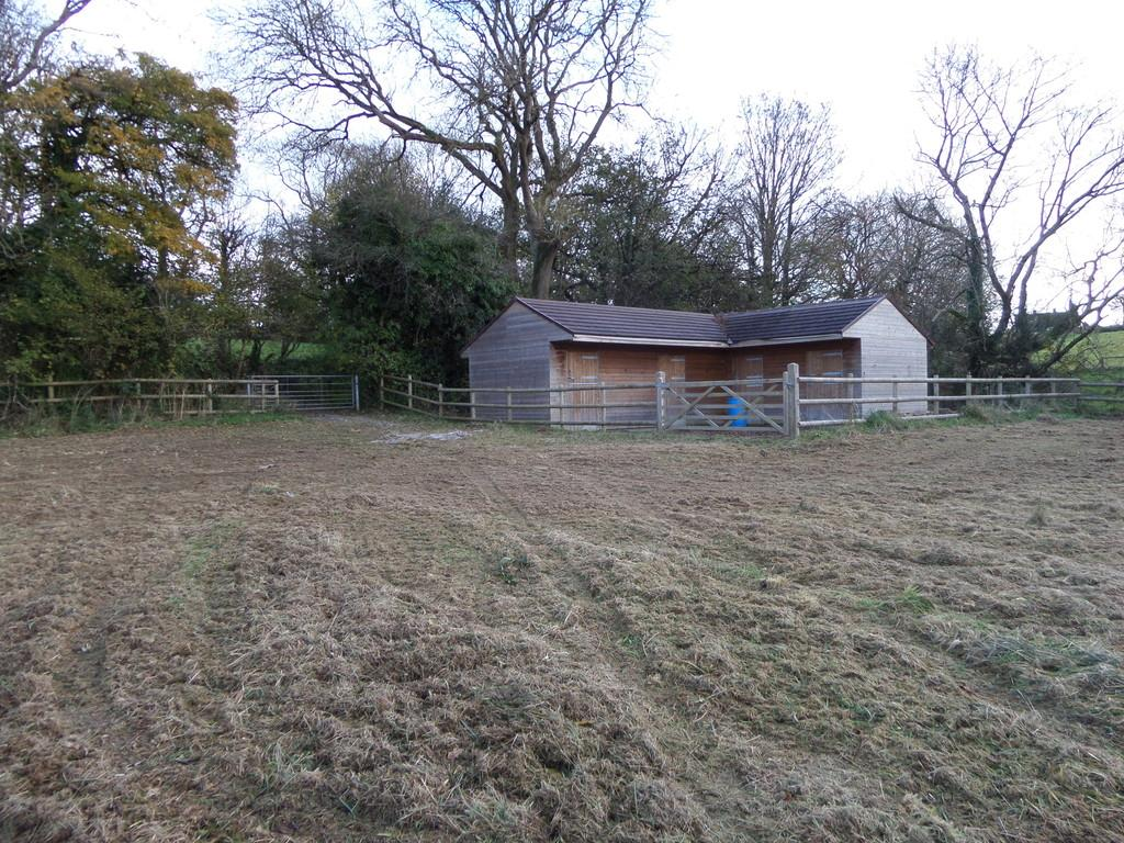 Land Commercial for sale in Small Holding at Welsh St Donats, Vale of Glamorgan CF71 7SS