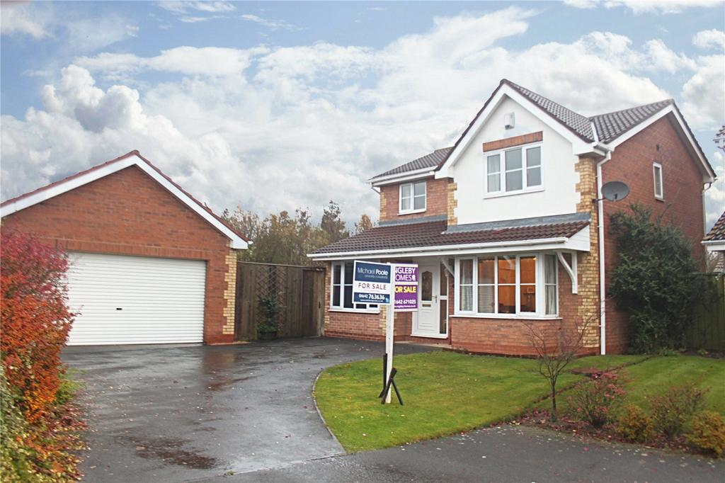 4 Bedrooms Detached House for sale in Bernica Grove, Ingleby Barwick