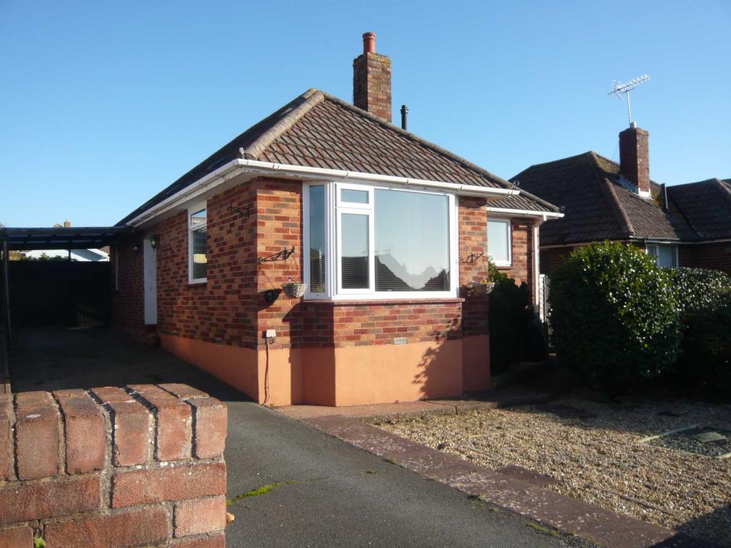 2 Bedrooms Detached Bungalow for sale in Essington Close, Exmouth