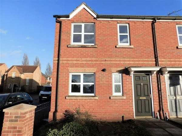 3 Bedrooms Semi Detached House for sale in DEAN ROAD, ASHBY, SCUNTHORPE