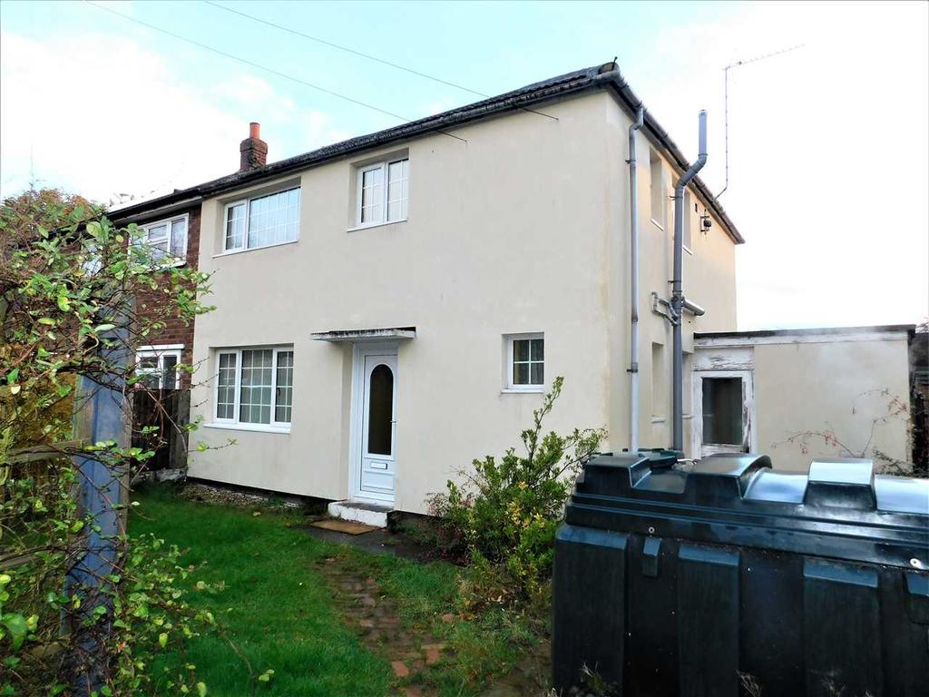 3 Bedrooms Semi Detached House for sale in GEORGE STREET, KEADBY