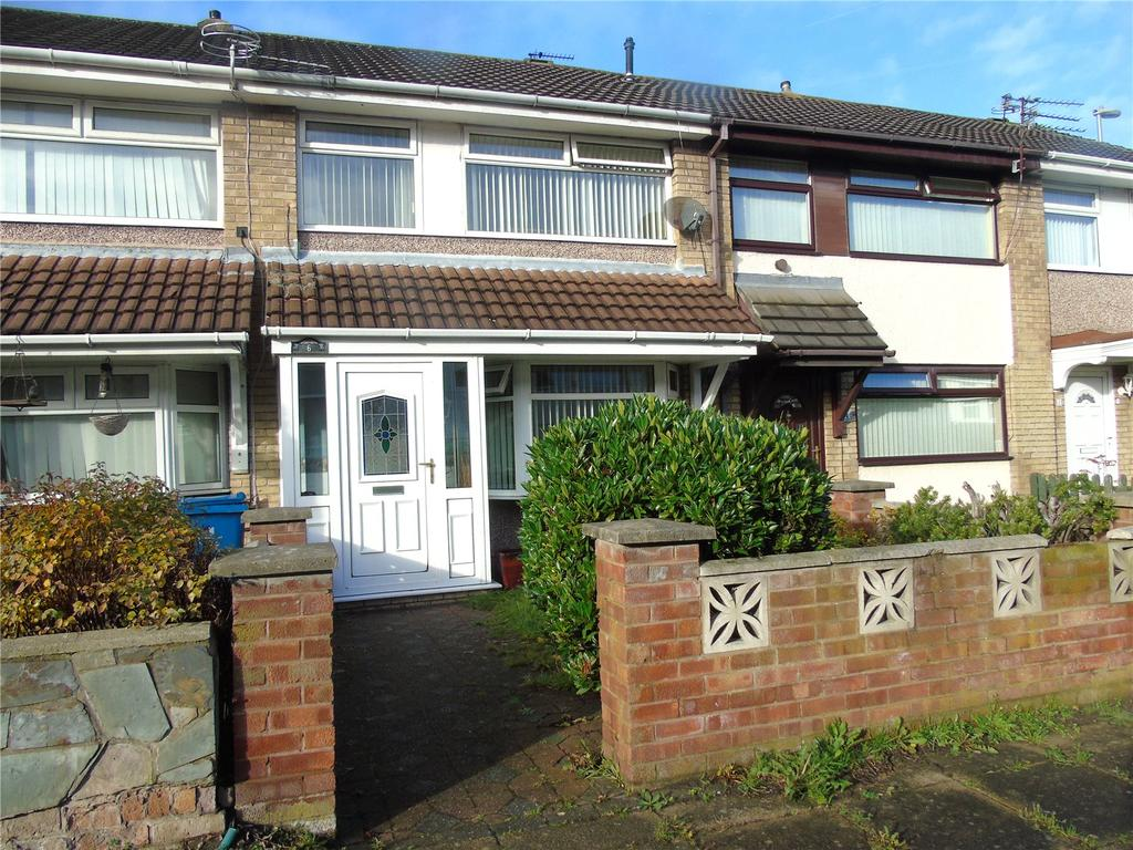 3 Bedrooms Terraced House for sale in Avis Walk, Fazakerley, Liverpool, L10