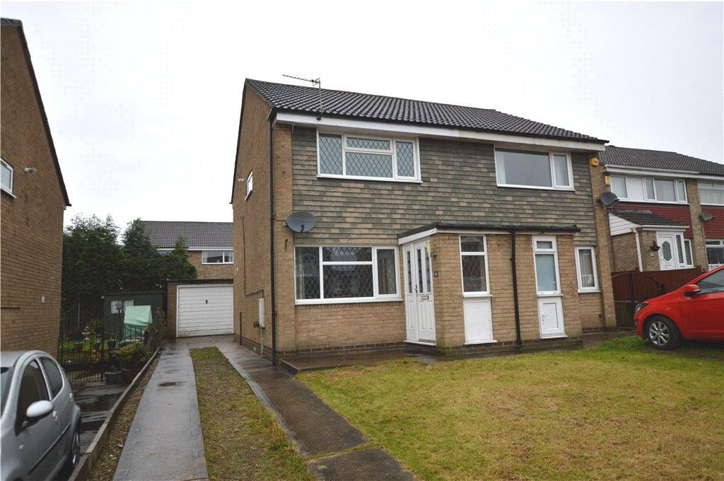 2 Bedrooms Semi Detached House for sale in Haighside Way, Rothwell, Leeds, West Yorkshire