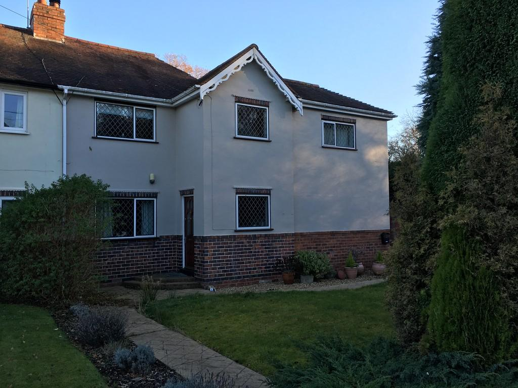 4 Bedrooms Semi Detached House for sale in Albert Road, Millisons Wood