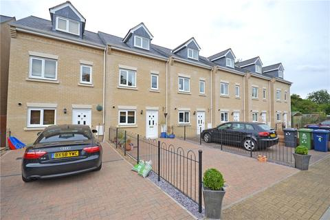 4 bedroom end of terrace house to rent - Brothers Place, Cambridge, Cambridgeshire, CB1