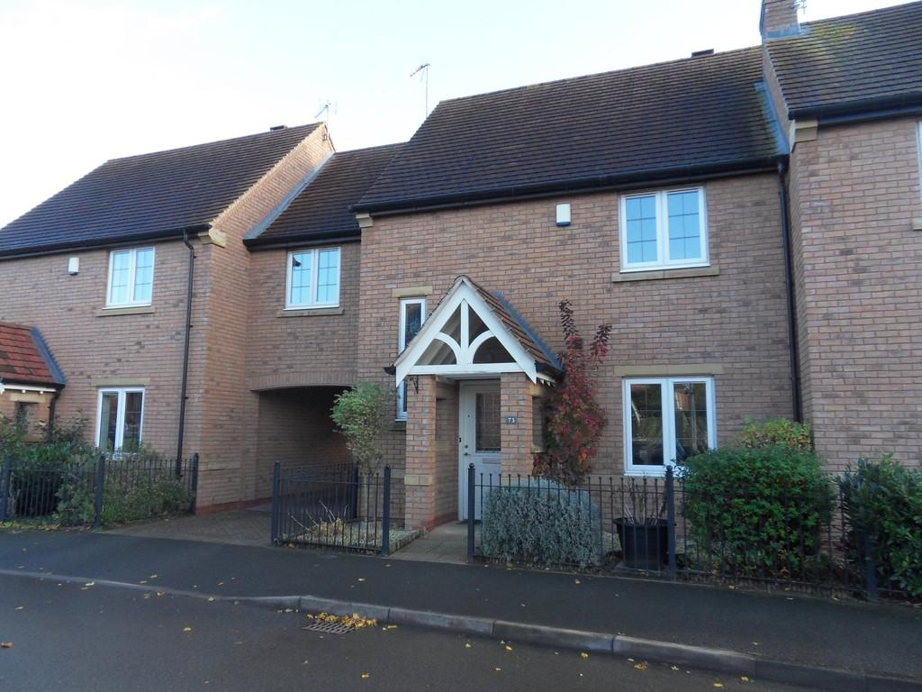 3 Bedrooms Link Detached House for sale in Highland Drive, Loughborough