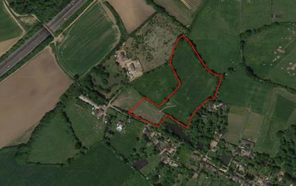 Land Commercial for sale in Holyport