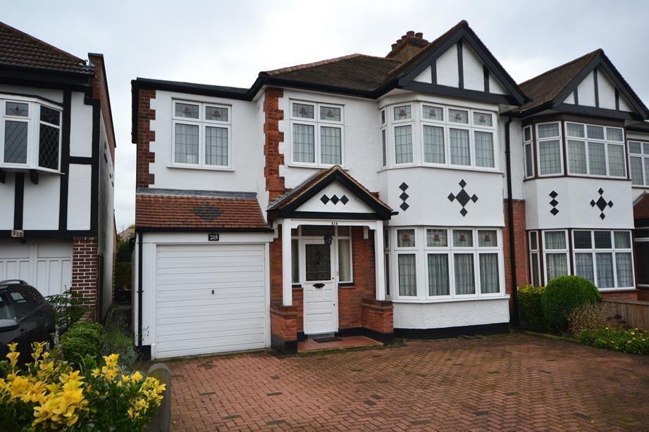 4 Bedrooms Semi Detached House for sale in Corbets Tey Road, Upminster, Essex, RM14