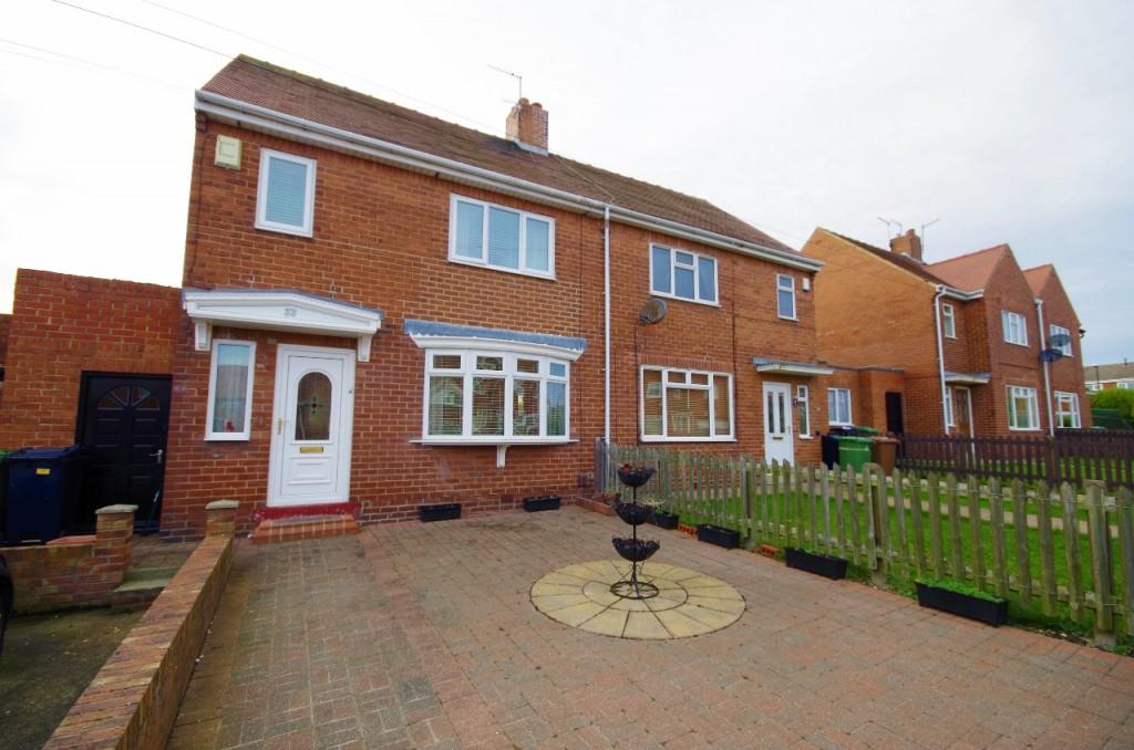2 Bedrooms Semi Detached House for sale in Linskill, Hollycarrside, SR2