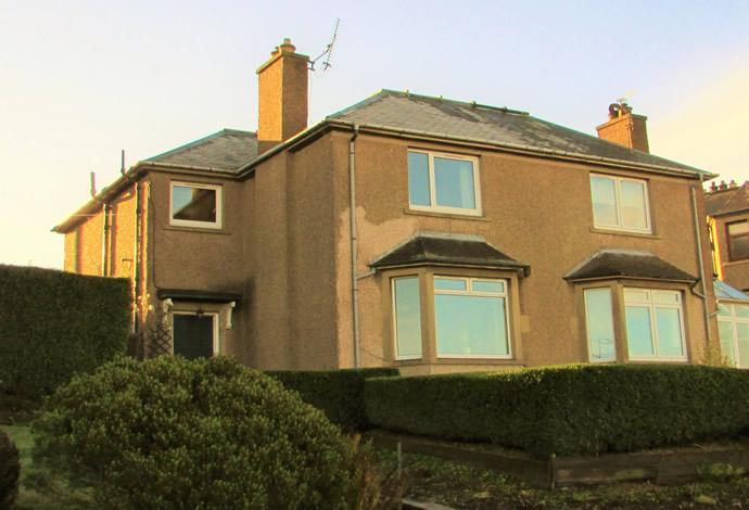 3 Bedrooms Semi Detached House for sale in Cruachan, 18 Douglas Road, Hawick, TD9 9LW