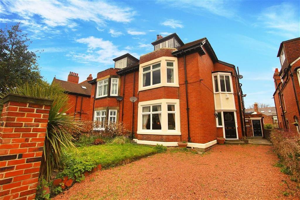 5 Bedrooms Semi Detached House for sale in Fern Avenue, Jesmond, Newcastle Upon Tyne