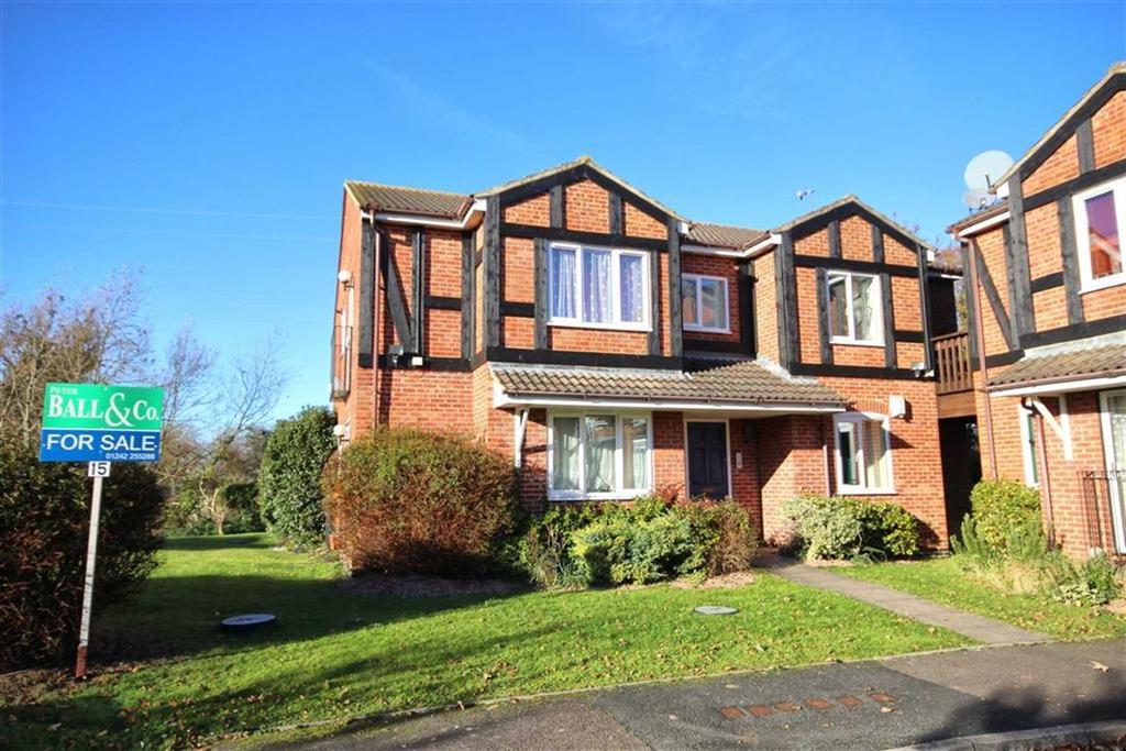 1 Bedroom Flat for sale in Attwood Close, Hayden, Cheltenham, GL51