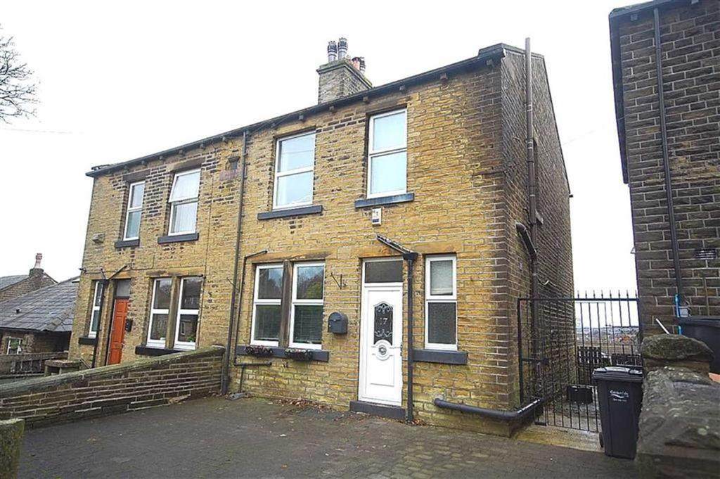 3 Bedrooms Semi Detached House for sale in Raw Lane, Illingworth, Halifax, HX2